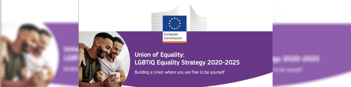 EU, stratégie égalité LGBTQI+