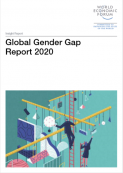 couverture, GGG, global gender gap, 2020