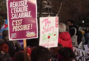 Grève des femmes suisses