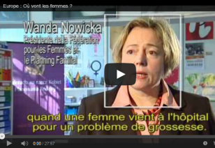 image EUROPE: OU VONT LES FEMMES?