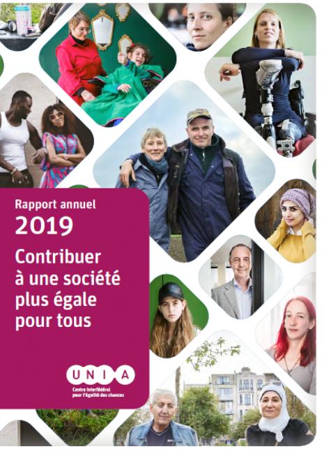 couverture, rapport, unia, 2019