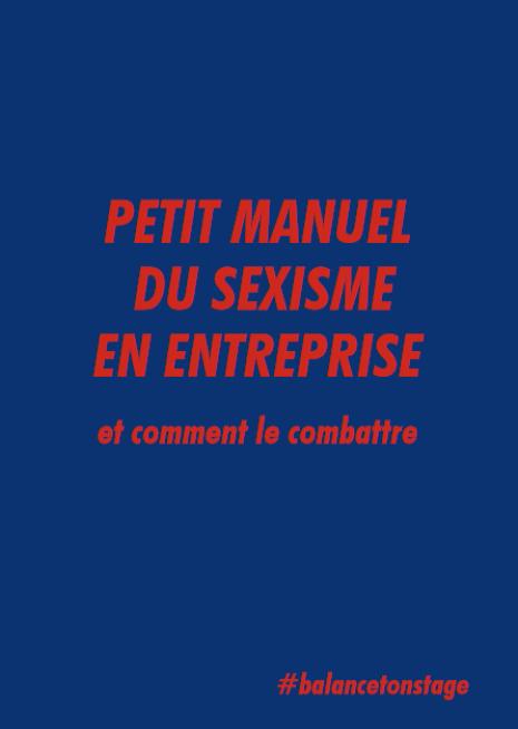 premiere_de_couverture_petit_manuel_du_sexisme_en_entreprise_et_comment_le_combattre