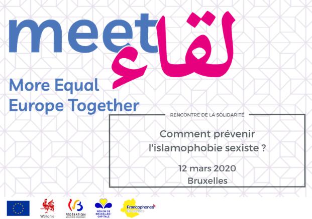 meet, rencontre de la Solidarité, évènement